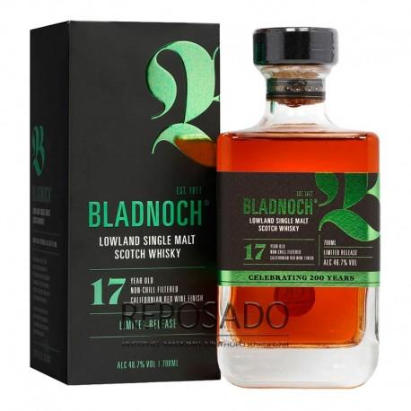 Bladnoch 17 Years Old 0,7L (Блэднок 17 лет 0,7л)
