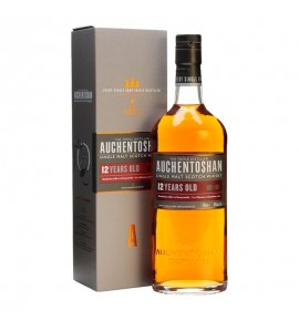 Auchentoshan 12 Years Old 0,7L (Окентошен 12 лет 0,7л)