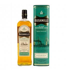 Bushmills Steamship Bourbon Cask 1L (Бушмилс Стимшип Бурбон Каск 1л)