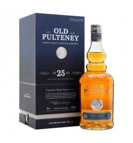 Old Pulteney 25 YO 0.7L (Олд Палтни 25лет 0.7л)