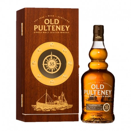 Old Pulteney 35 YO 0.7L (Олд Палтни 35лет 0.7л)