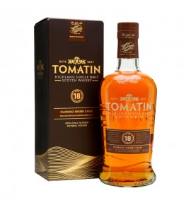 Tomatin 18 YO 0.7L (Томатин 18лет 0.7л)