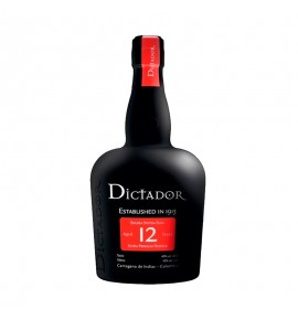 Dictador 12 Years Old 0,7L (Диктатор 12 лет 0,7л)
