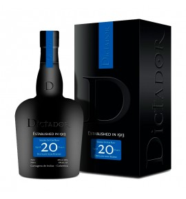 Dictador 20 Years Old 0,7L (Диктатор 20 лет 0,7л)
