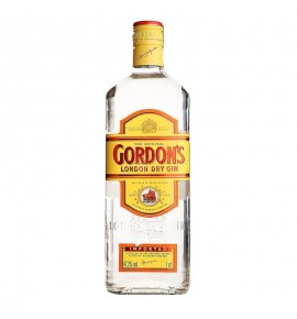 Gordon's London Dry Gin 1L (Гордонс Лондон Драй Джин 1л)