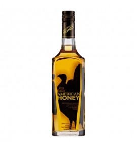 Wild Turkey American Honey 1L (Вайлд Тёки Американский Мед 1л)