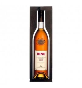 Hine Vintage 1989 In Wooden Box 0.7L(Хайн Винтаж 1989 0.7л)