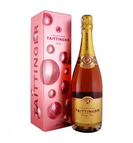 Taittinger Prestige Rose Brut 0.75L (Тэттэнже Престиж Розе Брют 0.75л)