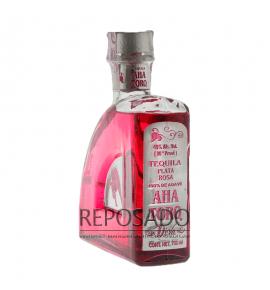 Aha Toro Blanco Diva sabor Rosa 100% agava 0,75L (Текила Аха Торо Бланко Дива сабор Роса 100% Агава 0,75л)