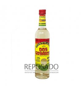 Gusanos Mezcal 1L (Гучанос Мескаль с двумя червяками 1л)