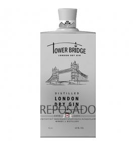 Tower Bridge London Dry Gin White 1L (Джин Тауэр Бридж  Лондон Драй Вайт 1л)