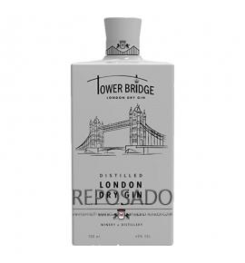 Tower Bridge London Dry Gin White 0,35L (Джин Тауэр Бридж  Лондон Драй Вайт 0,35л)
