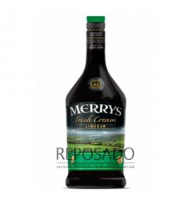 Merrys Irish Cream 1L (Ликер Меррис Айриш Крим 1л)