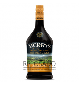 Merrys Salted Caramel 0,7L (Ликер Меррис Салтед Карамель 0,7л)