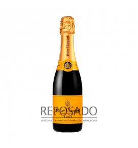 Veuve Clicquot Brut 0.37L (Шампанское Вдова Клико Брют 0.37л)