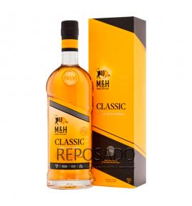 M&H Classic Single Malt 0,7L (Виски кошерный М&Х Классик Сингл Молт 0,7л)