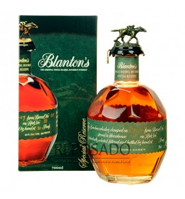 Blanton's Special Reserve 0,7L (Блэнтонс Спешл Резерв 0,7л)