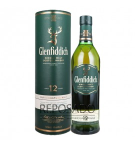 Glenfiddich 12 Years Old 1L (Гленфиддик 12 лет 1л)
