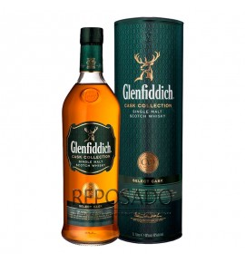 Glenfiddich Select Cask 1L (Гленфиддик Селект Каск 1л)