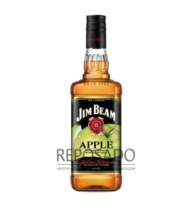Jim Beam Apple 1L (Джим Бим Яблоко 1л)