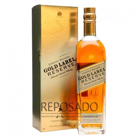 Купить виски Johnnie Walker Gold Label Reserve 0,7L (Джонни Уокер Голд Лэйбл Резерв)