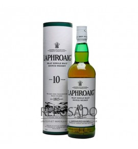 Laphroaig 10 Years Old 0,7L (Лафройг 10 лет 0,7л)