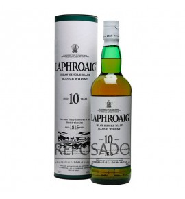 Laphroaig 10 Years Old 1L (Лафройг 10 лет 1л)