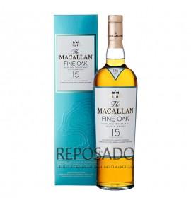 Macallan 15 Years Old, Fine Oak 0,7L (Макаллан 15 лет Файн Оак 0,7л)