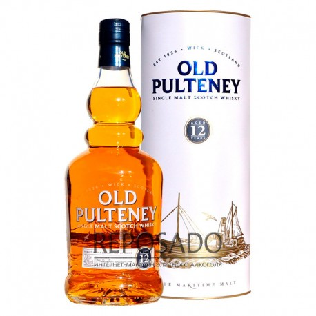Old Pulteney 12 Years Old 0,7L (Олд Палтни 12 лет 0,7л)