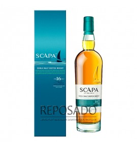 Scapa 16 Years Old 0,7L (Скапа 16 лет 0,7л)