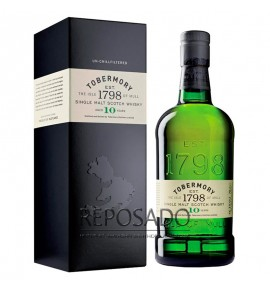Tobermory 10 Years Old 0,7L (Тобермори 10 лет 0,7л)