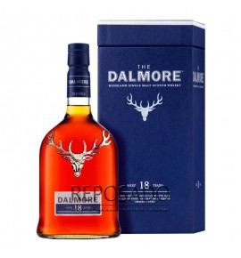 Dalmore 18 Years Old 0,7L (Далмор 18 лет 0,7л)