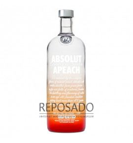 Absolut Apeach 1L (Абсолют Персик 1л)