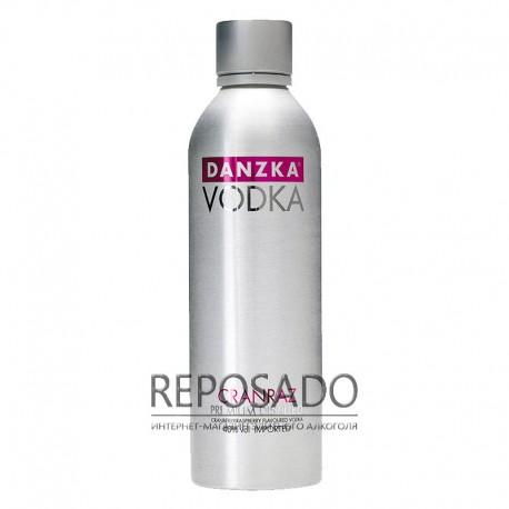 Danzka Cranraz 1L (Данска Клюква с Малиной 1л)