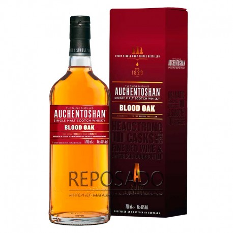 Auchentoshan Blood Oak 0,7L (Окентошен Блад Оак 0,7л)