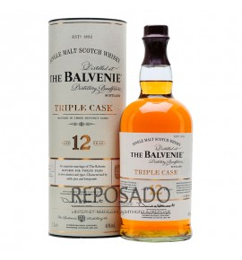 Balvenie 12 Years Old, Triple Cask 1L (Балвени 12 лет Трипл Каск 1л)