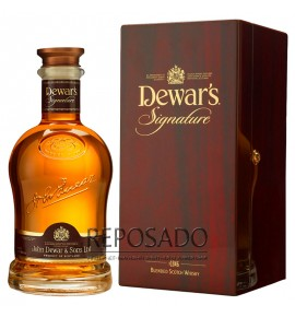 Dewar's Signature 21 Years Old 0,7L (Дюарс Сигнатур 21 год 0,7л)