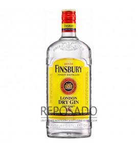 Finsbury London Dry Gin 60% 1L (Финсбери Лондон Драй Джин 60% 1л)