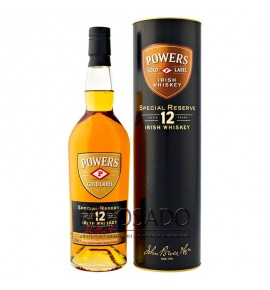 Powers Special Reserve 12 Years Old 0,7L (Пауэрс Спешл Резерв 12 лет 0,7л)