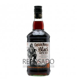 Captain Morgan Black Spiced (Капитан Морган Блэк Спайс)