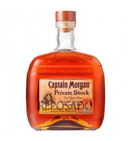 Captain Morgan Private Stock 1L (Капитан Морган Приват Сток 1л)