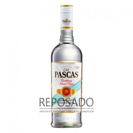 Old Pascas White Rum 1L (Олд Паскас Белый Ром 1л)