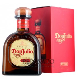 Don Julio Reposado 0,75L (Дон Хулио Репосадо 0,75л)