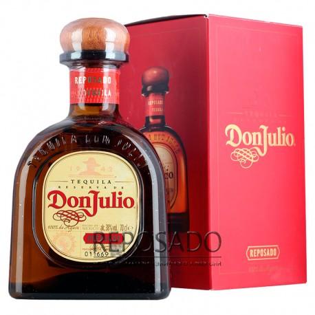 Don Julio Reposado 0,75L (Дон Хулио Репосадо 0,75л)