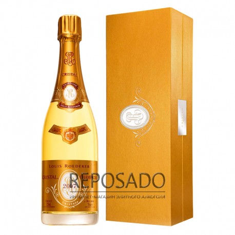 Louis Roederer Crystal Brut 2007 Year 0,75L (Луи Родерер Кристал Брют 2007 года 0,75л)