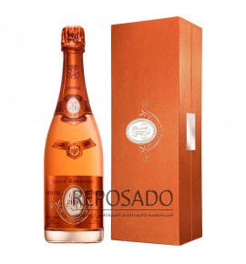 Louis Roederer Crystal Rose 2005, 2007 Years 0,75L (Луи Родерер Кристал Розовое 2005, 2007 год 0,75л)
