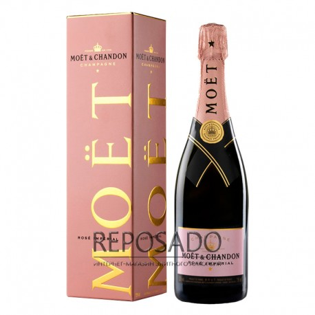 Moet Chandon Rose Imperial 0,75L (Моет Шандон Розовое Империал 0,75л)