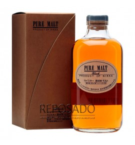 Nikka Pure Malt Black 0,5L (Никка Пюр Мальт Блэк 0,5л)