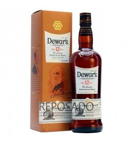 Dewar's 12 Years Old 1L (Дюарс 12 лет 1л)