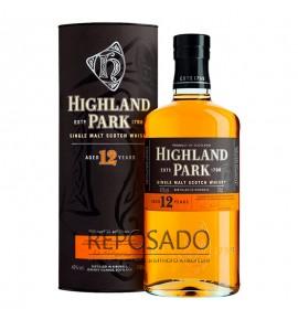 Highland Park 12 Years Old 0,7L (Хайленд Парк 12 лет 0,7л)